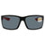 Costa Del Mar Reefton Polarized Grey Plastic Large Fit Sunglasses