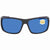 Costa Del Mar Cape Blue Mirror Rectangular Sunglasses CAP 187 OBMP