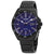 Citizen AR Eco-Drive Blue Dial Mens Watch AW1585-55L