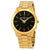 Michael Kors Slim Runway Black Dial Mens Watch MK8621