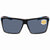 Costa Del Mar Rincon Grey 580P Rectangular Sunglasses RIN 179 OGP