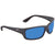 Costa Del Mar Jose Blue Mirror Glass W580 Rectangular Sunglasses JO 98 OBMGLP