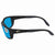 Costa Del Mar Zane Blue Mirror Wrap Sunglasses ZN 11 OBMGLP