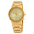 Citizen Eco-Drive Axiom Champagne Dial Mens Watch BJ6512-56P