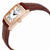 Frederique Constant New Carree Ladies Watch 200MC14