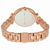DKNY Ellington Ladies Rose Gold-tone Watch NY2584