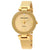 Anne Klein Tan Mother of Pearl Dial Ladies Watch 2472TMGB