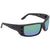 Costa Del Mar Permit X-Large Fit Green Mirror Glass Rectangular Sunglasses PT 01 OGMGLP