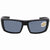 Costa Del Mar Rafael Medium Fit Grey 580P Rectangular Sunglasses RFL 01 OGP