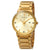 Bulova Diamond Gold Dial Mens Watch 97D115