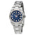 Rolex Lady Datejust 26 Blue Dial Stainless Steel Oyster Bracelet Automatic Watch 179174BLJDO