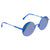 Fendi Blue Gradient Round Sunglasses FF 0248/S PJP/GB 53