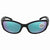 Costa Del Mar Green Mirror 580G Wrap Sunglasses HH 11 OGMGLP