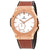 Hublot Classic Fusion Classico Ultra Thin 18kt Rose Gold White Dial Mens Watch 515.OX.2210.LR