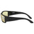 Costa Del Mar Corbina Polarized Sunrise Silver Mirror Large Fit Sunglasses