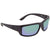 Costa Del Mar Fantail Medium Fit Green Mirror Glass Rectangular Polarized Sunglasses TF 01 OGMGLP