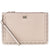 Michael Kors Pebbled Leather Medium Pouch- Truffle