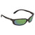 Costa Del Mar Brine Green Mirror 580P Rectangular Sunglasses BR 22 OGMP