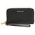 Michael Kors Jet Set Travel Large Smartphone Wristlet - Black