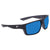 Costa Del Mar Bloke Rectangular Sunglasses BLK 124 OBMP