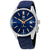 Tag Heuer Carrera Blue Dial Mens Watch WAR1112.FC6391
