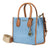 Michael Kors Mercer Crossbody- Powder Blue