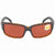 Costa Del Mar Caballito Copper 580P Polarized Wrap Sunglasses CL 52 OCP