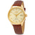 Seiko Automatic Champagne Dial Mens Watch SRPC22