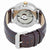 Orient Classic Sun And Moon Automatic Silver Dial Mens Watch FET0P004W0