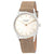 Nomos Orion 33 Duo Alpha White Dial Unisex Watch 319