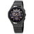 Bulova Curv Chronograph Dark Grey Dial Mens Watch 98A206