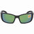 Costa Del Mar Blackfin Matte Grey Rectangular Sunglasses BL 98 OGMP
