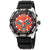 Orient Sport Chronograph Red Dial Mens Watch FTW05005M