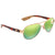 Costa Del Mar Loreto Green Mirror Aviator Sunglasses LR 64 OGMP