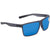 Costa Del Mar Rincon Blue Mirror 580P Rectangular X-Large Sunglasses RIN 156 OBMP
