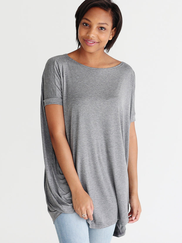 Short Sleeve Tunic