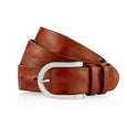 Afar - Handcrafted Italian Belt / Brown