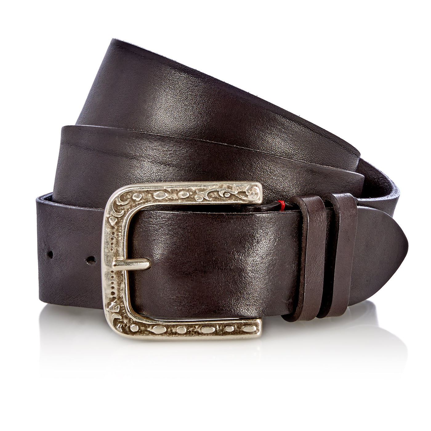 Even - Handcrafted Italian Belt / Black