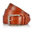 Even - Handcrafted Italian Belt / Brown