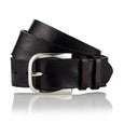 Kalé - Handcrafted Italian Belt / Black