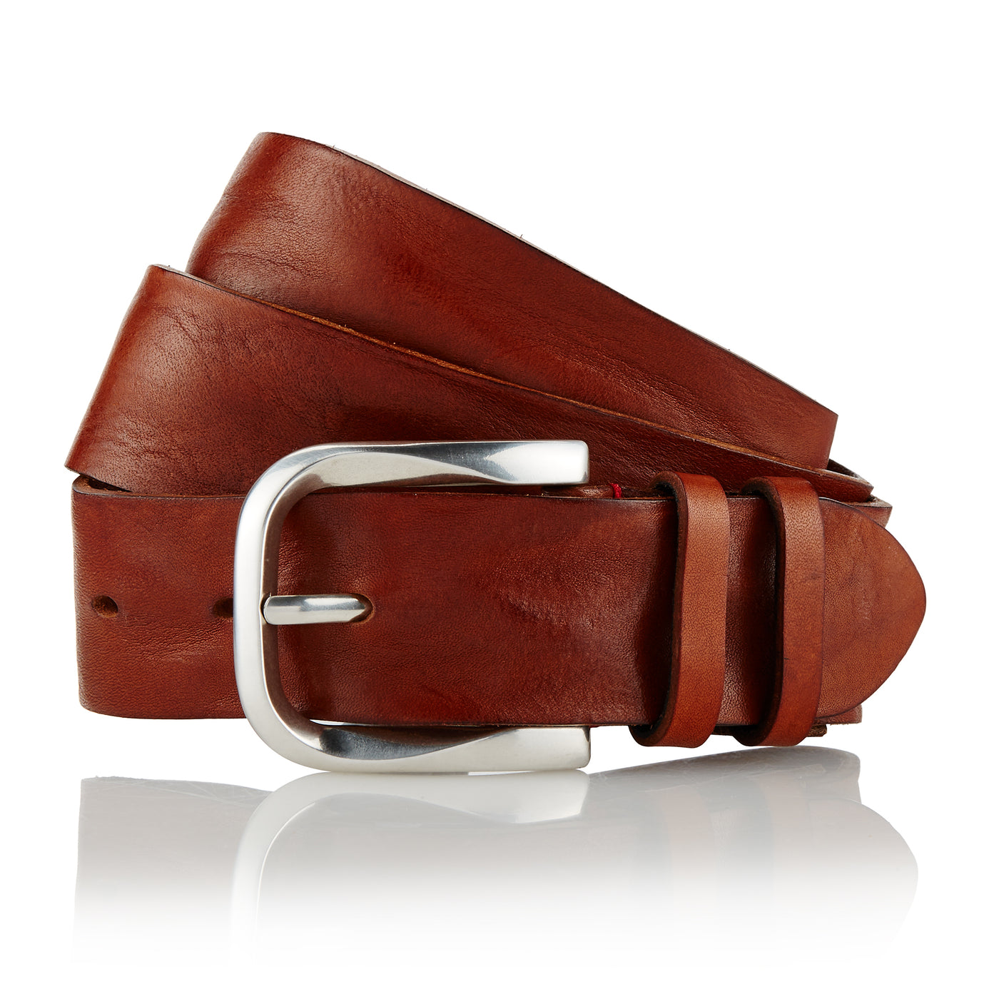 Kalé - Handcrafted Italian Belt / Brown