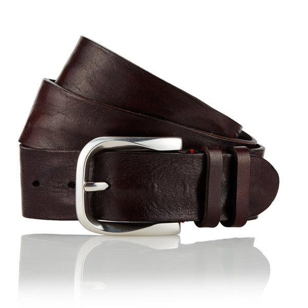 Kalé - Handcrafted Italian Belt / Dark Brown