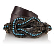 Maldhari - Handcrafted Italian Belt / Dark Brown