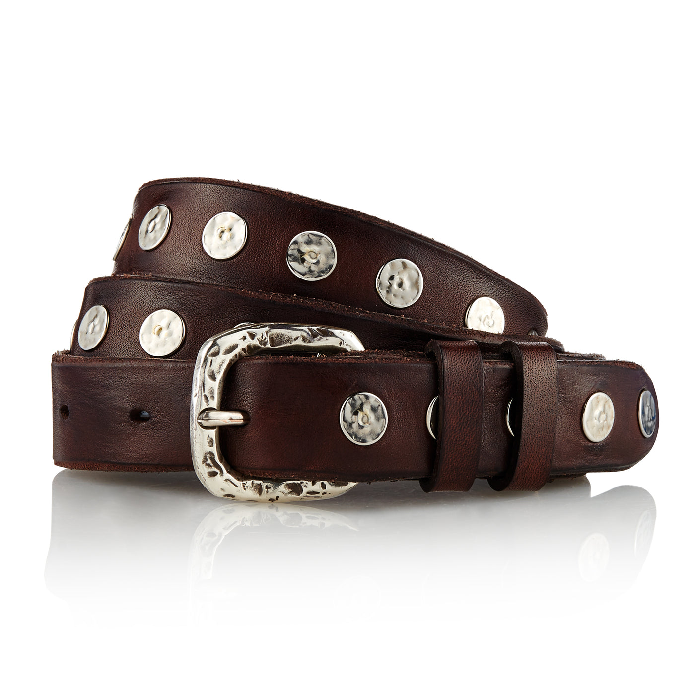 Mursi - Handcrafted Italian Belt / Dark Brown