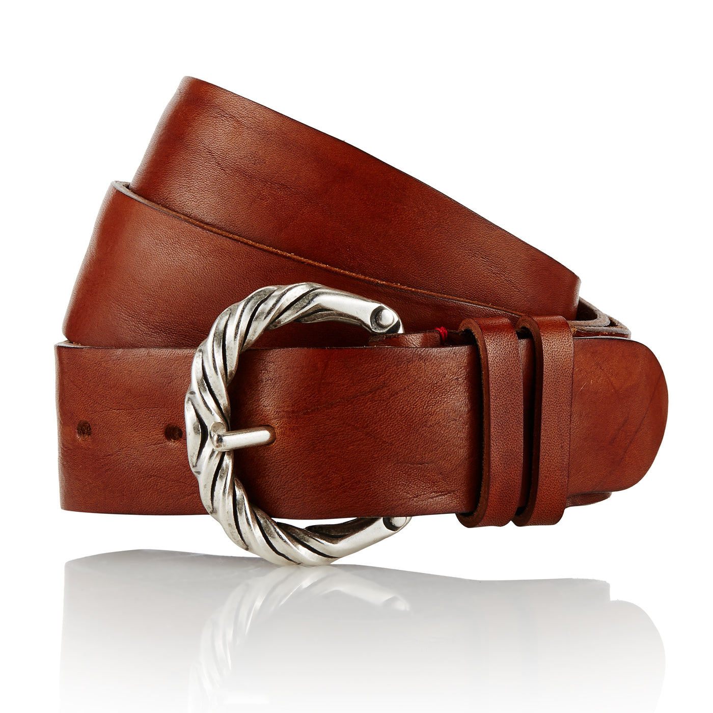 Odul - Handcrafted Italian Belt / Brown