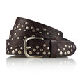 Pokot - Handcrafted Italian Belt / Black