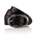 Raute - Handcrafted Italian Belt / Black