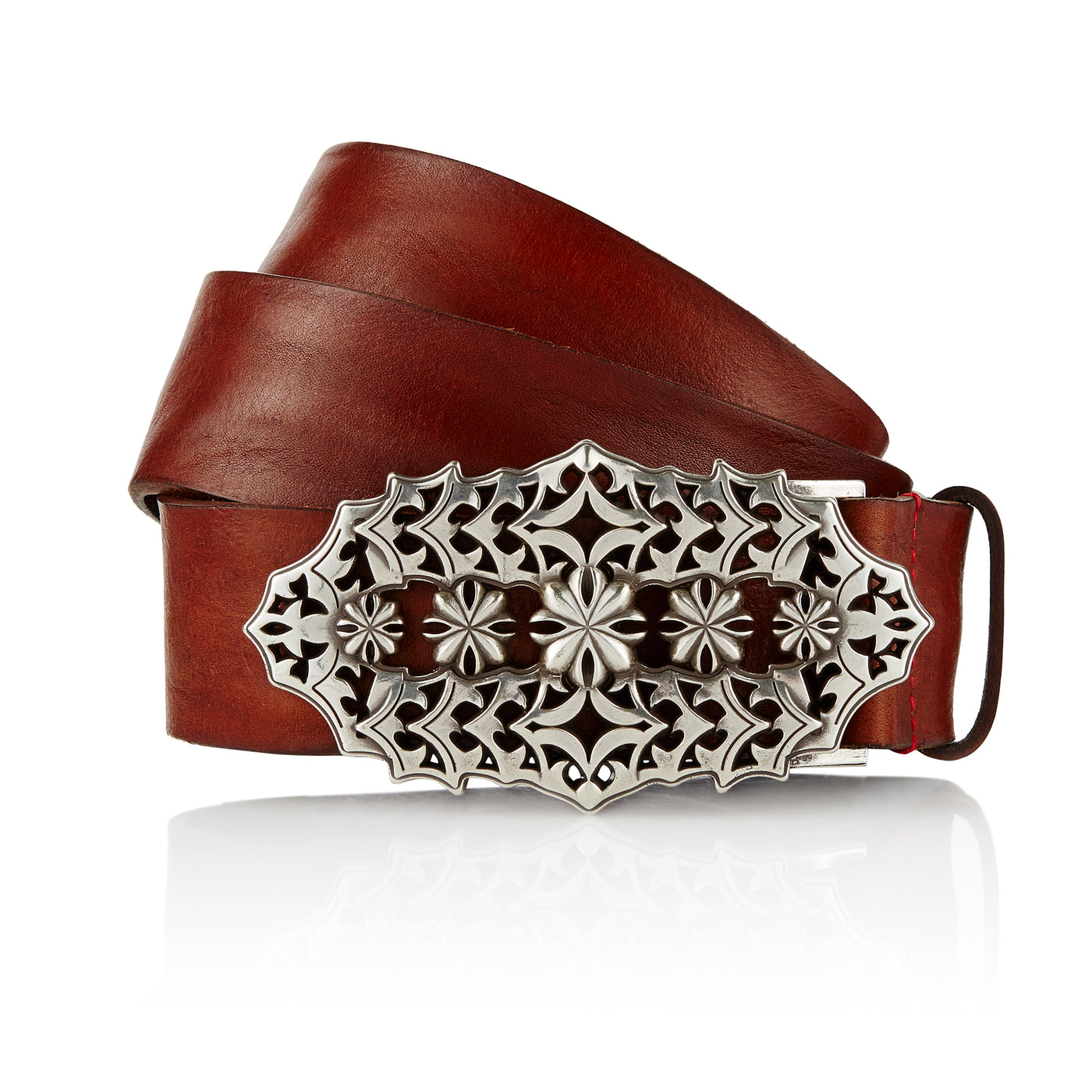 Vindhar - Handcrafted Italian Belt / Brown