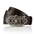 Vindhar - Handcrafted Italian Belt / Dark Green