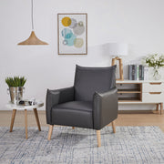 EVERYDAY LOW Leeds PU Occasional Chair